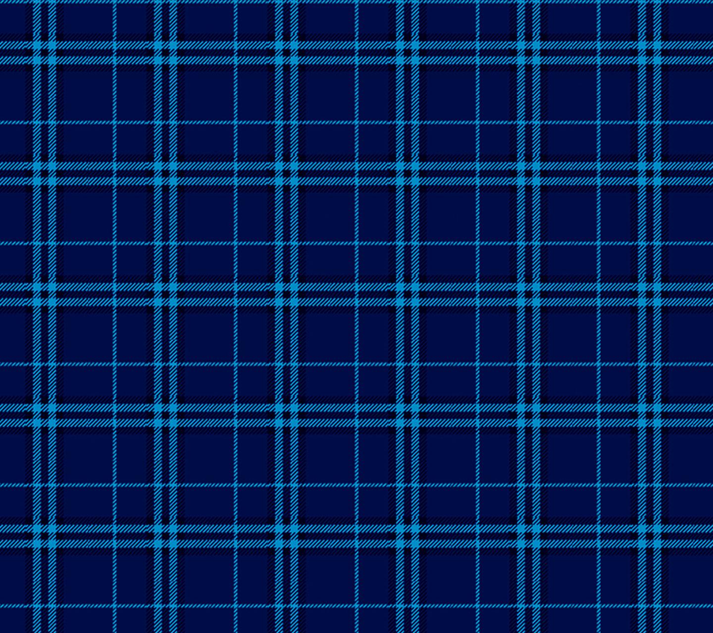タータンチェック 青色 Pc スマートフォンの壁紙 スマートマイズ